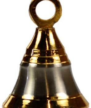 Brass Two Tone Bell - 2""