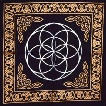 Seed of Life Altar Cloth