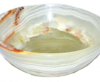 """Onyx Offering Bowl - 4"""""""