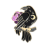 H01 Raven with Rose