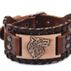 Wolf Red Copper